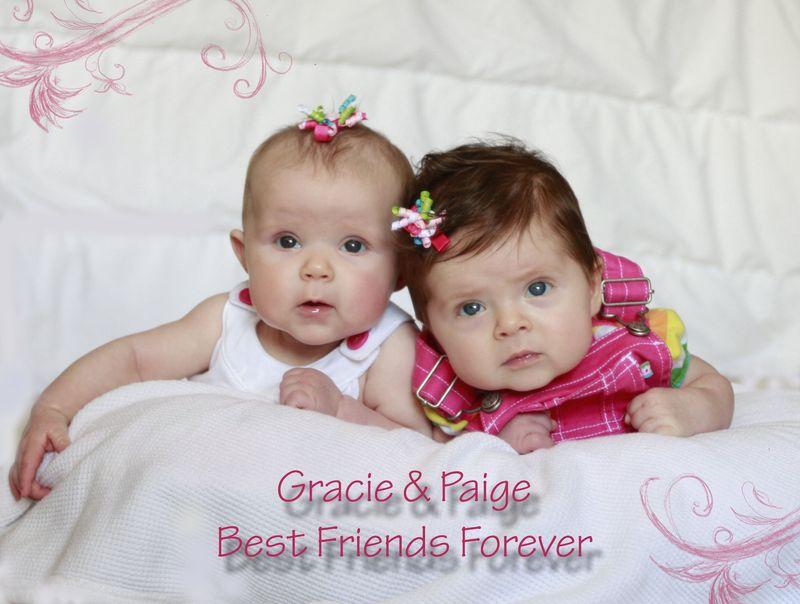 Gracie & Paige 1