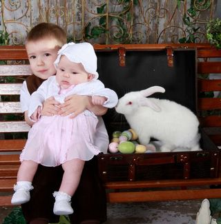 Easter Gracie 2100-